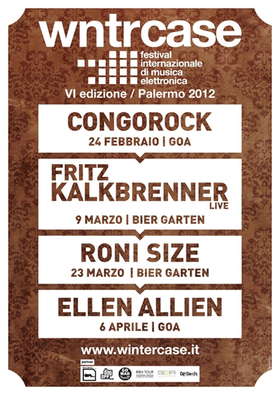 Wintercase 2012 a Palermo, programma dell'evento