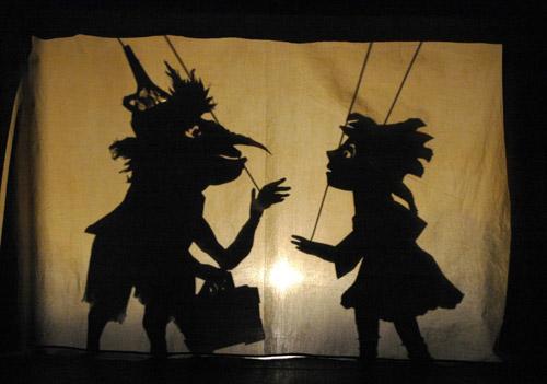 Teatro delle ombre - immagine da romaillustrata.blogspot.it