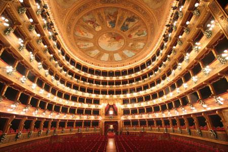 Stagione 2013 del teatro Massimo di Palermo