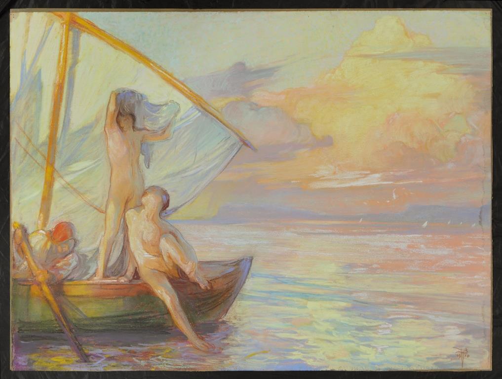 2 J  Van Biesbroeck-Floridum mare